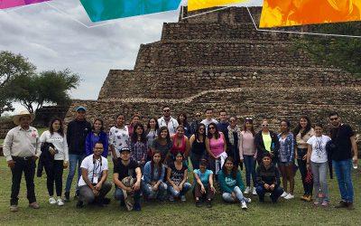 Exploran Jóvenes zona arqueológica de Cañada de la Virgen