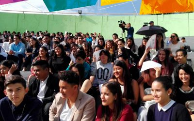 Colectivos Juveniles celebran graduación
