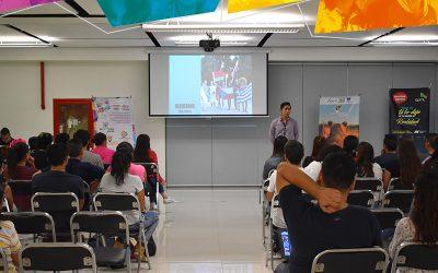 1° Encuentro León Joven por el Mundo 3ra Generación