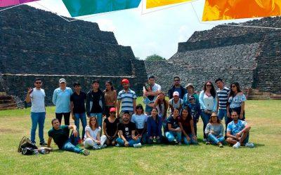 Redescubren jóvenes zona arqueológica de Peralta
