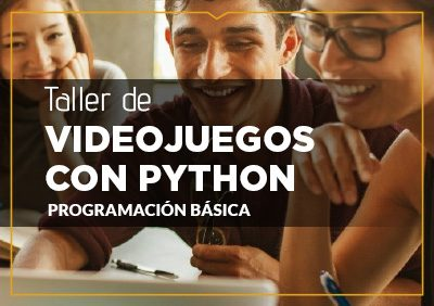 VIDEOJUEGOS CON PYTHON