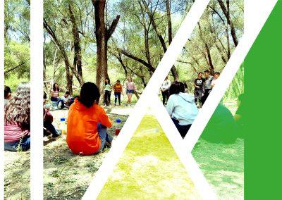 Medio Ambiente. 2do. Foro Juventudes